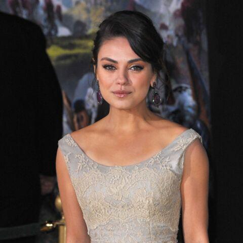Mila Kunis veut être une mère présente