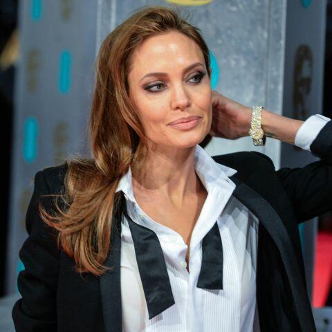Angelina Jolie n'a pas su saisir la navette en marche