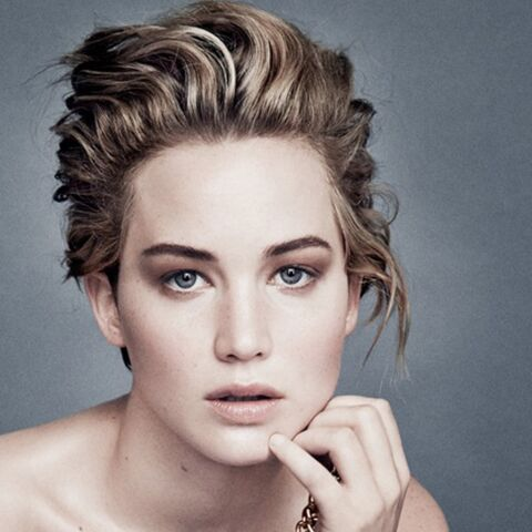 Jennifer Lawrence: ses nouvelles photos pour Dior