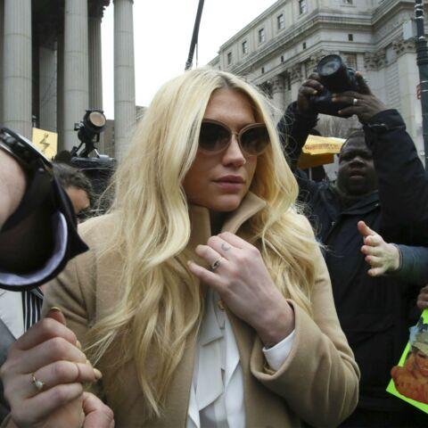 Kesha humiliée devant son agresseur présumé