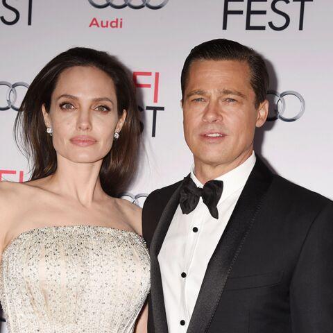 Brad Pitt, très énervé par les déclarations d'Angelina Jolie