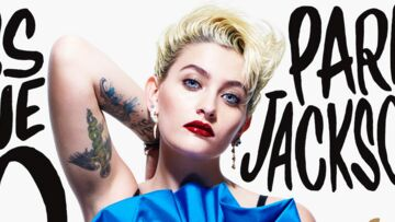 PHOTO – Paris Jackson : séductrice et glamour en couverture d'un magazine de mode