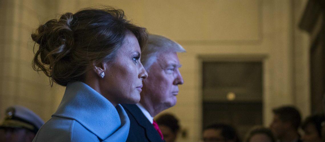 Donald Trump: son mariage avec Melania va droit dans le mur