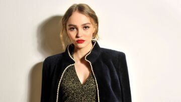 PHOTO – Lily-Rose Depp, ultra sexy et topless, pose pour Carine Roitfeld