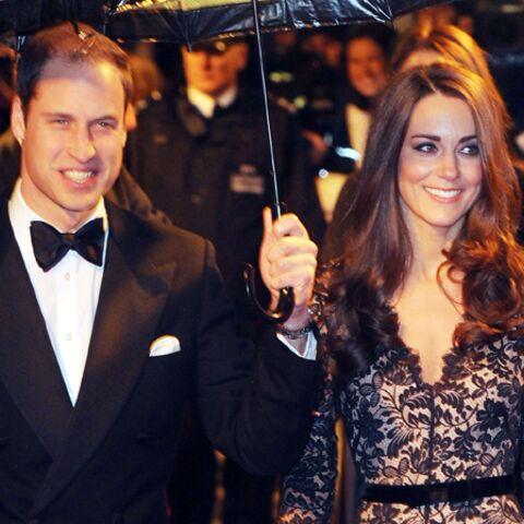 Kate et William: un kilomètre à pied… pour la bonne cause!