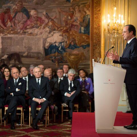 Le message subliminal de François Hollande