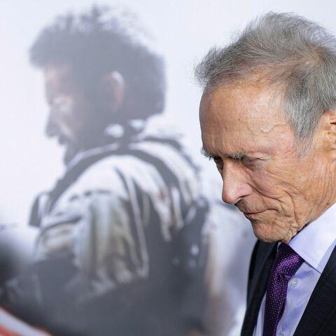 Clint Eastwood ne convainc personne avec son faux bébé