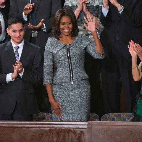 Michelle Obama pique la tenue d'une héroïne de série