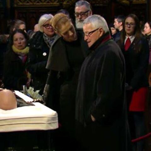 Exclu: les condoléances de Gala à Céline Dion