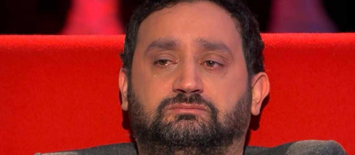 Cyril Hanouna en larmes sur le divan de Marc-Olivier Fogiel
