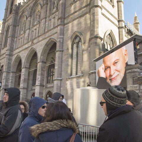 Céline Dion et les siens sont arrivés à Montréal