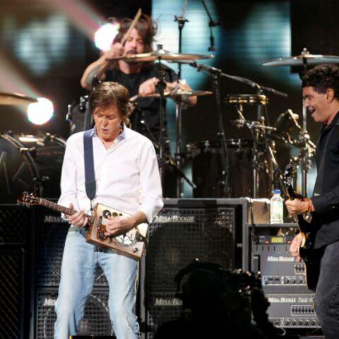 Paul McCartney atteint le Nirvana sur scène
