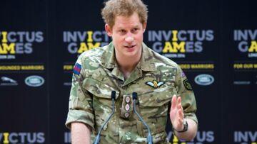 Prince Harry: fâché avec Twitter