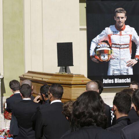 Photos – Les adieux à Jules Bianchi