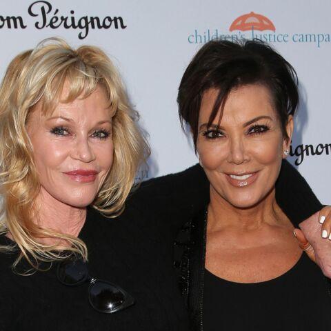 Melanie Griffith et Kris Jenner: les pétroleuses