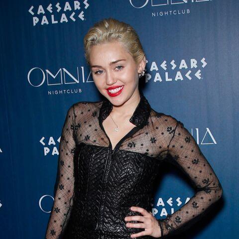 Miley Cyrus aux commandes des MTV Awards