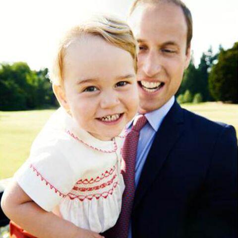 Baby George: 2 ans, ça se fête!