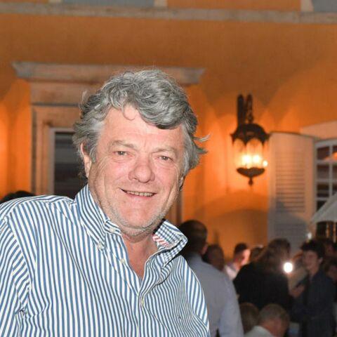Soirée tennis pour Jean-Louis Borloo à Saint-Tropez