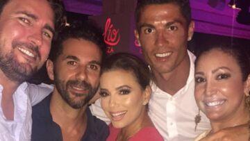Eva Longoria et Cristiano Ronaldo: leur incroyable soirée à Ibiza