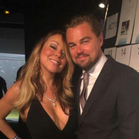 Mariah Carey, invitée de charme de Leonardo DiCaprio