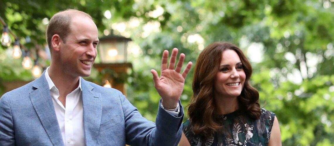 Accros à Game of Thrones, Kate et William prêts à tout pour soutirer des informations à un acteur de la série