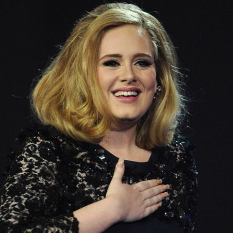 Adele est maman!