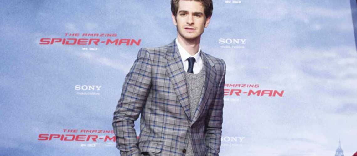 T'as le look… Andrew Garfield!