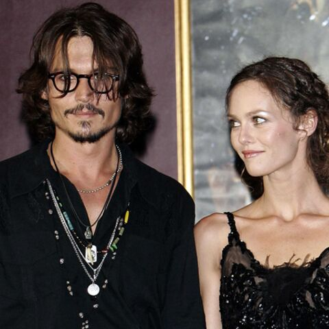 Johnny Depp offre une villa somptueuse à Vanessa Paradis