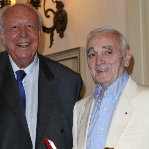 Charles Aznavour, le premier des Marseillais