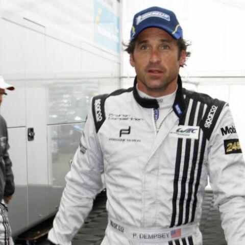 Patrick Dempsey, un docteur aux 24 heures du Mans