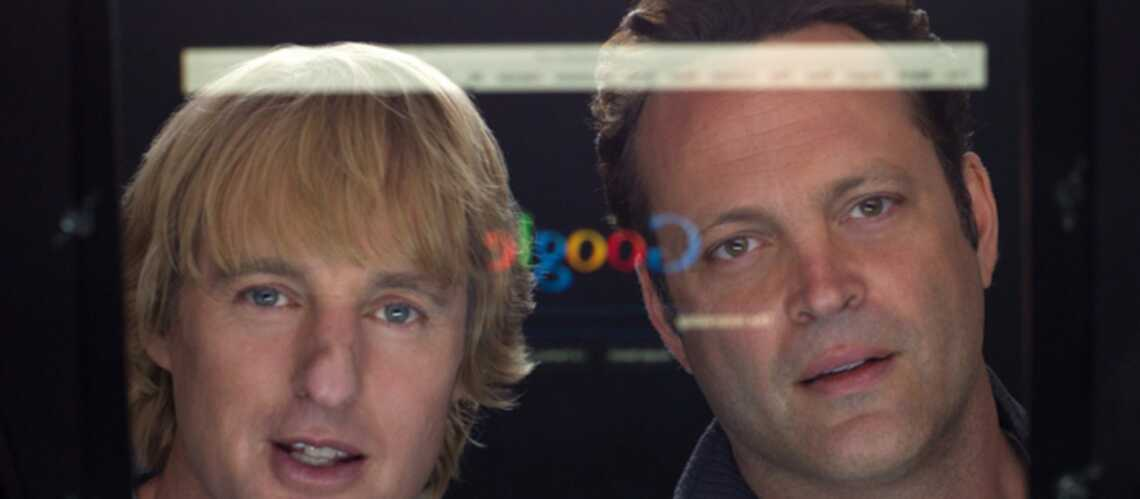 Les stagiaires: Google is watching you