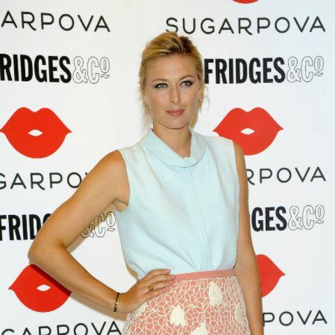 Maria Sharapova, du tennis au rayon bonbon