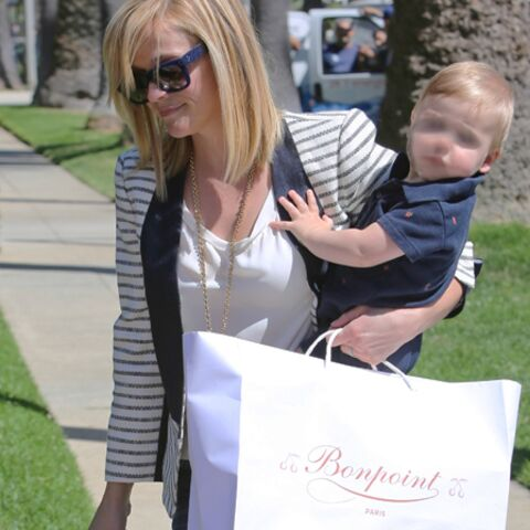 Reese Witherspoon marque un Bonpoint