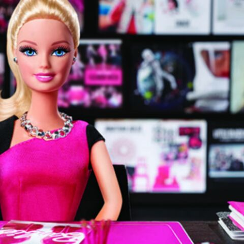 Barbie devient femme d'affaires