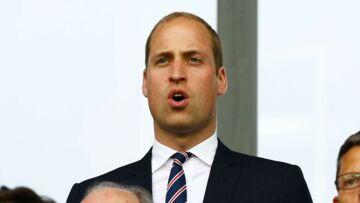 Le prince William chante à Saint-Étienne