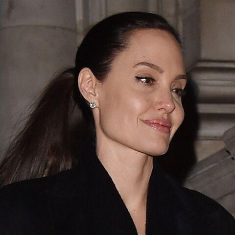 Angelina Jolie s'engage contre les violences sexuelles