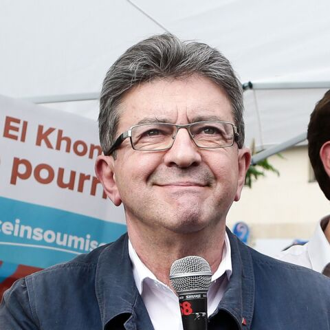 Jean-Luc Mélenchon, ado, c'était déjà un chef de bande