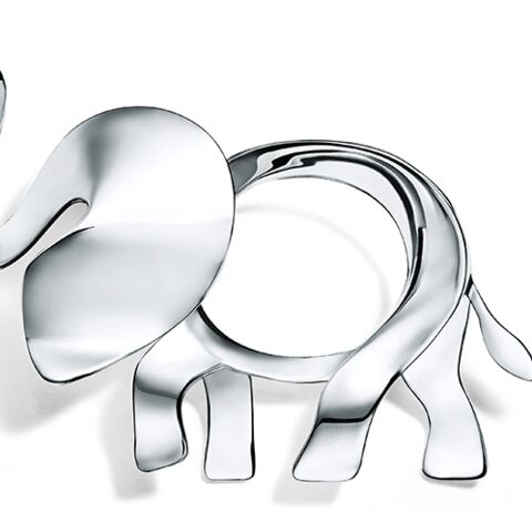 Tiffany & Co x Porter magazine x Save The Elephants : une collection capsule utile