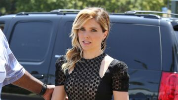 Coiffure de star : Sophia Bush, blonde ambition