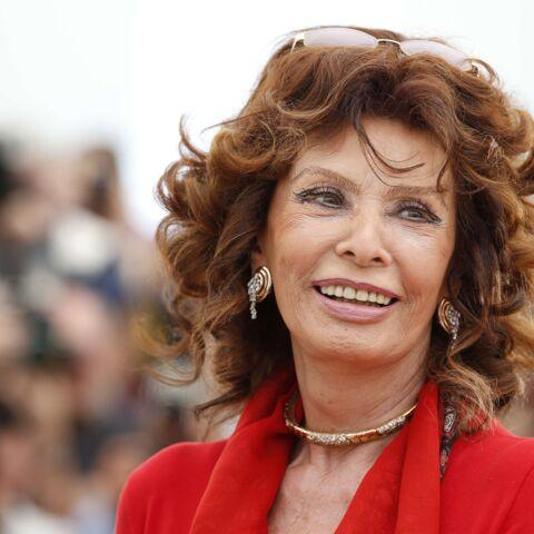 Sophia Loren, la classe à l'italienne!