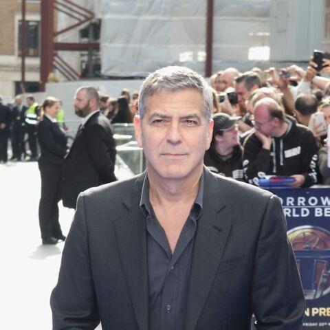 George Clooney: le bébé, ce n'est pas pour tout de suite!