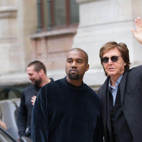 """Paul McCartney se dit """"chanceux"""" d'avoir travaillé avec Kanye West"""