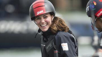 Kate joue les royal moussaillons à Portsmouth!