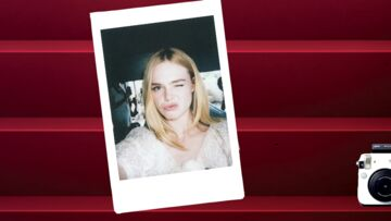 Cannes Backstage by Instax – Mignonne, Elle Fanning !