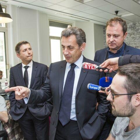Quand Nicolas Sarkozy découvre Le Bon Coin…