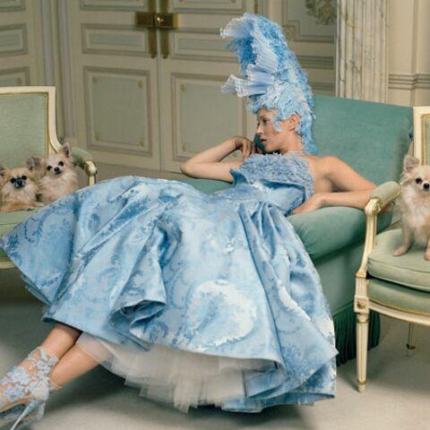 Kate Moss i-Ritz-sistible!