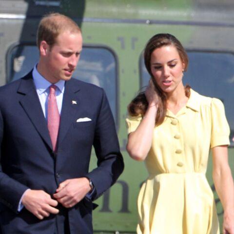 Kate Middleton: son prince est revenu!