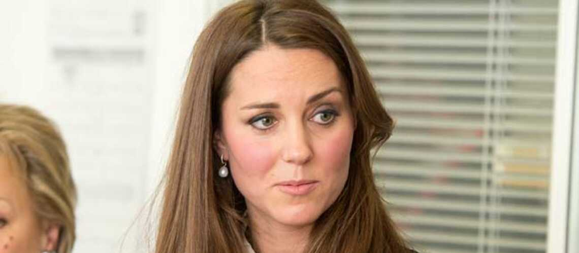 Col Claudine pour Kate Middleton