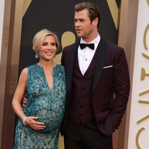 Chris Hemsworth: ses jumeaux sont nés!