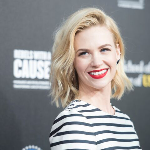 January Jones pique les rayures de Beyoncé